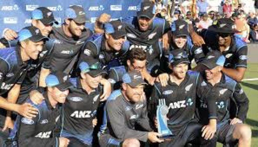 वनडे सीरीज : न्यूजीलैंड ने श्रीलंका को हराया