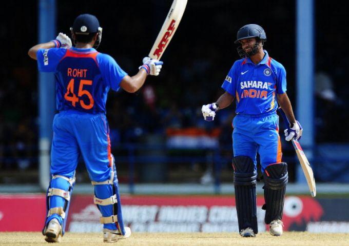 India vs Australia  : भारत ने टॉस जीता, भारत की अच्छी शुरुआत