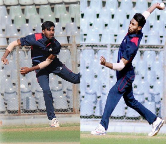 एक ही ओवर में दोनों हाथ से की गेंदबााजी ,हैरान रह गए प्लेयर्स