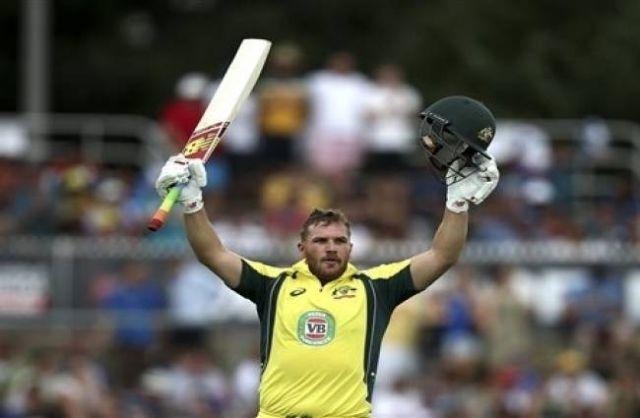 IND vs AUS 4th ODI : भारत के सामने 349 रनों का लक्ष्य ,फिंच ने जमाया सैकड़ा