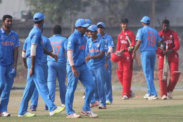 वर्ल्ड कप में भारत का शानदार आगाज, कनाडा को 372 रन से हराया