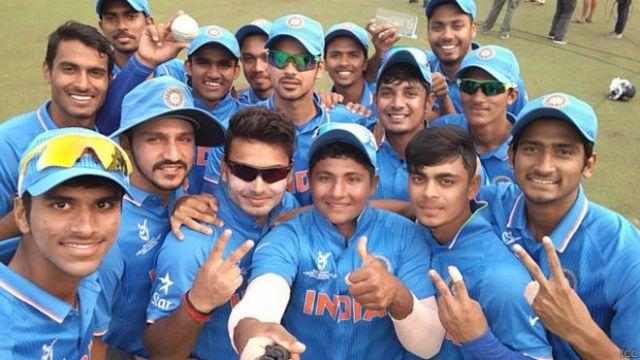अंडर-19 विश्व कप : टीम इंडिया पहुंची क्वार्टर फ़ाइनल में