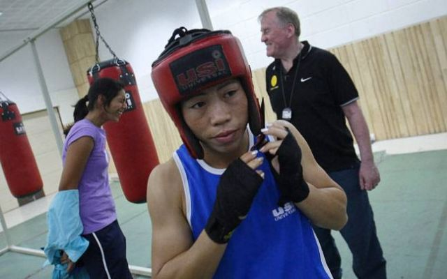 India is planning Wild Card for Mary Kom