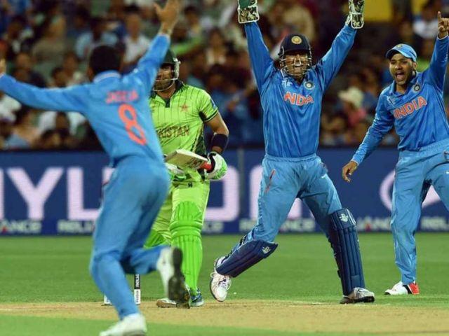 CC चैम्पियंस ट्राफी में आमने-सामने होंगे भारत और पाकिस्तान