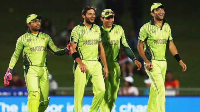 विश्वकप : 129 रनों से जीता पाकिस्तान