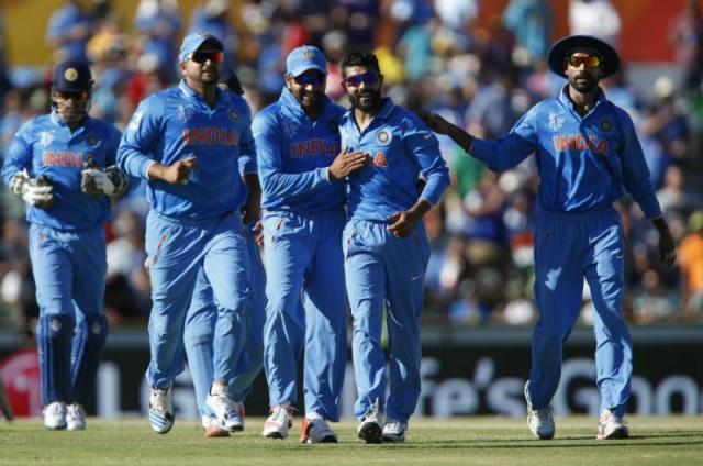 विश्वकप : होली पर भारत की जीत चौका, देशभर में जश्न का माहौल