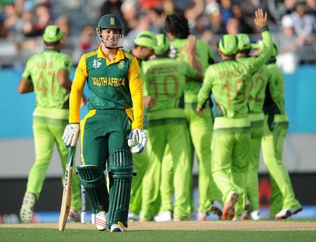 विश्वकप : पाकिस्तान की अफ्रीका पर धमाकेदार जीत