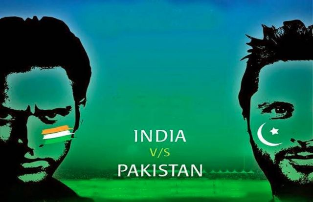 ICC T20:India VS Pakistan At Eden Garden Today
