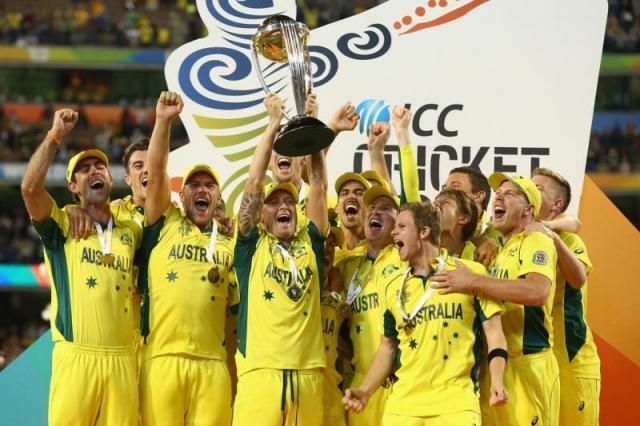 Wordcup : ऑस्ट्रेलिया फिर से विश्व चैंपियन