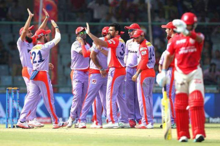 IPL-8 : दिल्ली डेयरडेविल्स ने 9 विकेट से जीत दर्ज की