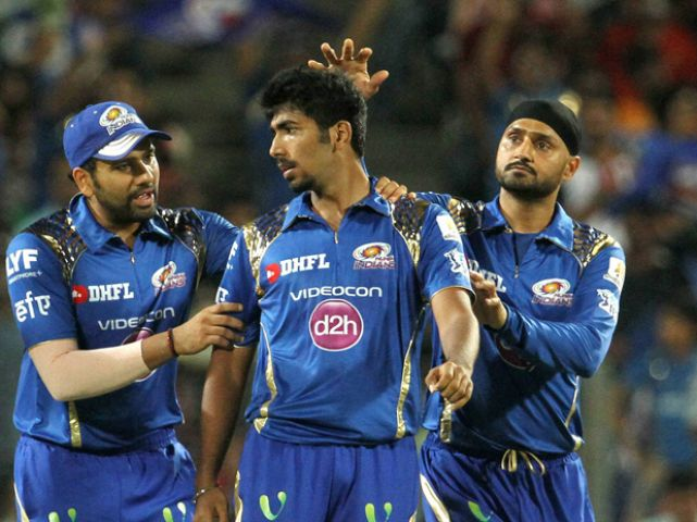 Harbhajan Singh and Rayudu got engaged in controversies during match