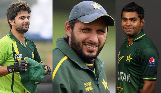 बदलाव की और पाकिस्तान क्रिकेट, अफरीदी सहित कई खिलाडी टीम से बाहर