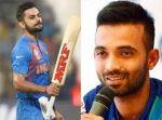 BCCI recommends Kohli for Khel Ratna, Rahane for Arjuna