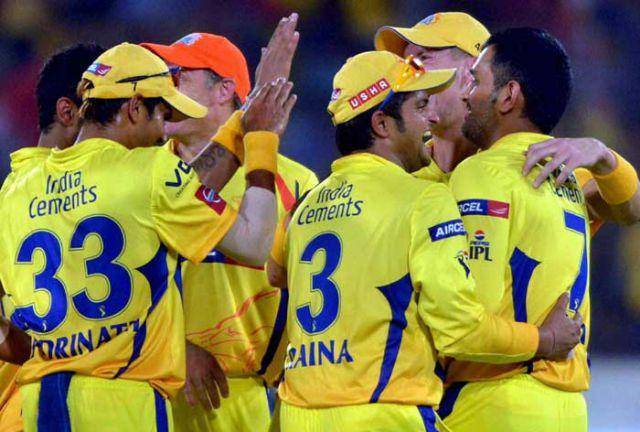 IPL 8 : सुपर किंग्स ने रॉयल चैलेंजर्स को 24 रनों से हराया
