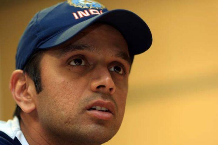 Ponting: Rahul Dravid