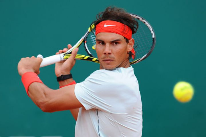 Rafael Nadal out of the tournament due to a wrist injury