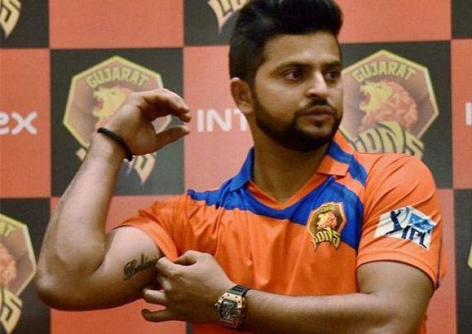 IPL से बाहर होने के बाद रैना ने हैदराबाद के बारे में कहा ऐसा ?