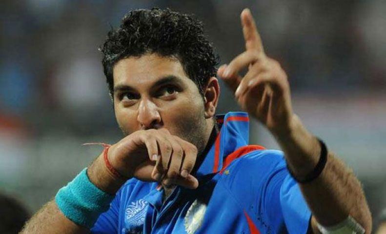 युवराज ने सचिन,कोहली सहित दुनिया के सभी क्रिकेटर्स को दी मात