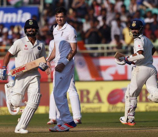 98 रनों पर अटकी टीम इंडिया की दूसरी पारी
