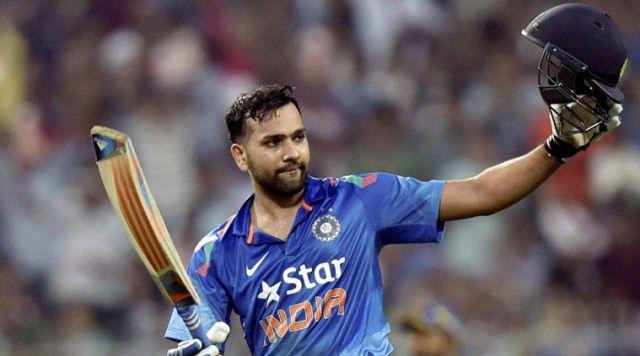 India Vs South Africa : रोहित शर्मा ने जड़ा शतक