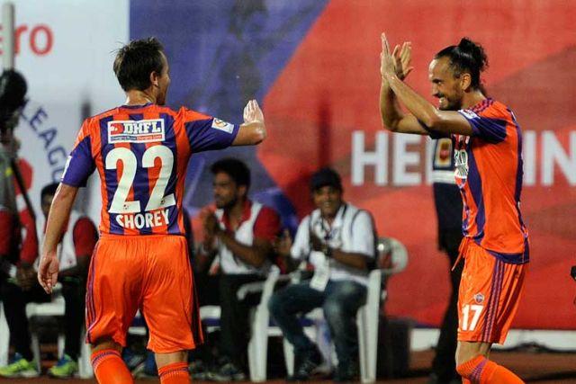 ISL 2 : पुणे सिटी ने मुंबई को 3-1 से रौंदा