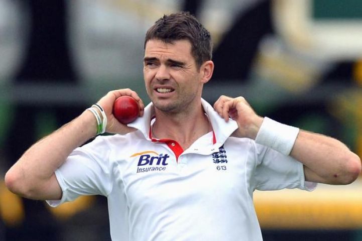 England declares the absence of 'James Anderson' for upcoming Test Series !