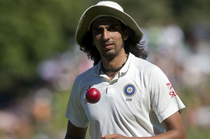 इशांत ने पूरे किये टेस्ट में अपने 200 विकेट