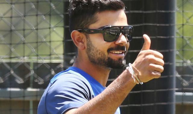 टी-20 क्रिकेट :बल्लेबाज रैंकिंग में शीर्ष पर पहुंचे कोहली