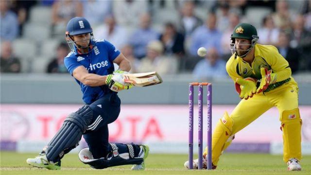 क्रिकेट : इंग्लैंड ने ऑस्ट्रेलिया को 93 रन से दी करारी शिकस्त