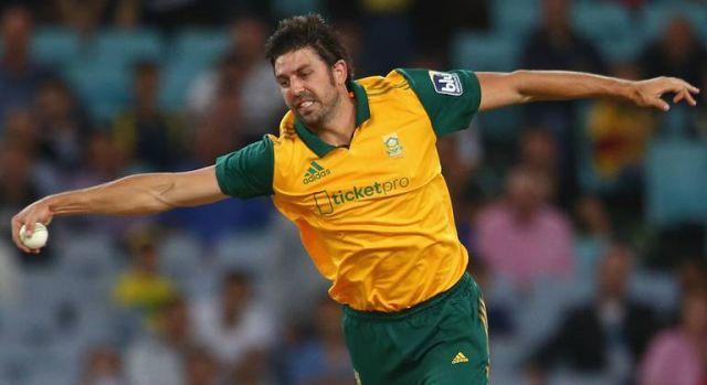 क्रिकेट : दक्षिण अफ्रीकी टीम को लगा झटका, डेविड वीज को लगी चोट