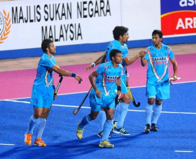 अजलान शाह कप : भारत ने चखा जीत का स्वाद