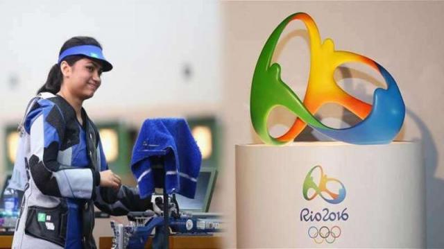 भारतीय शूटर अपूर्वी ने किया ओलंपिक के लिए क्वालिफाई