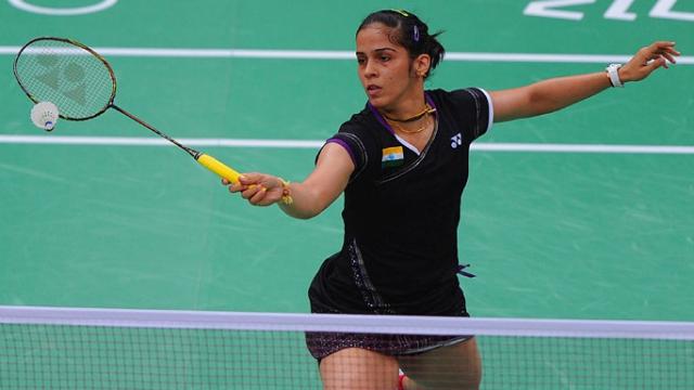 एशिया चैम्पियनशिप के क्वाटर फ़ाइनल में हारी साइना