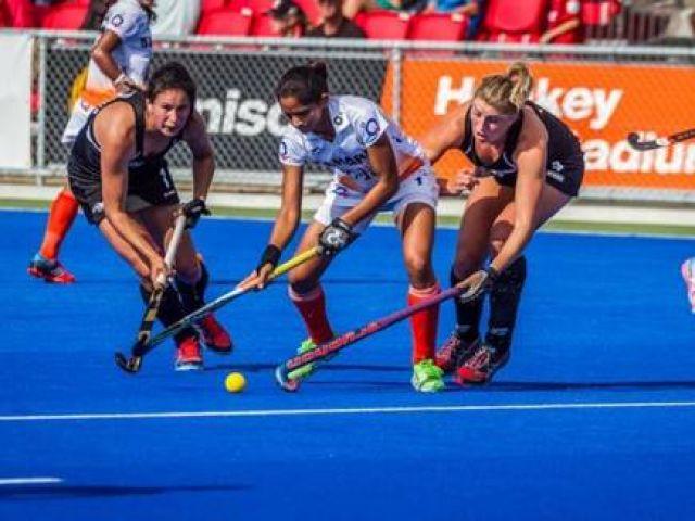 हॉकी : न्यूजीलैंड महिला हॉकी टीम से हारी भारतीय टीम