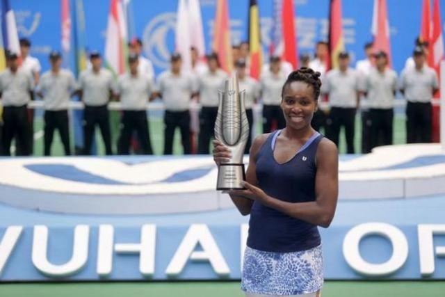 वीनस ने हासिल किया वुहान ओपन का महिला एकल खिताब