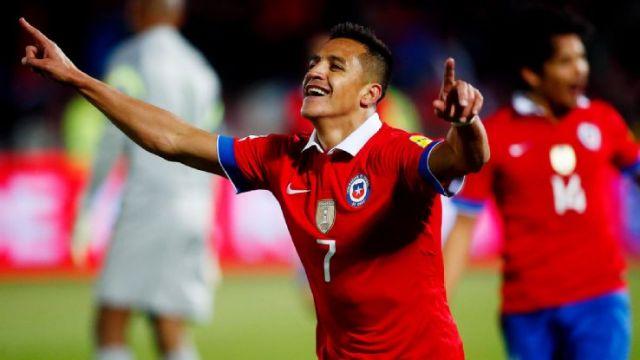 विश्व कप क्वालीफाइंग मैच में चिली ने ब्राजील को शिकस्त दी