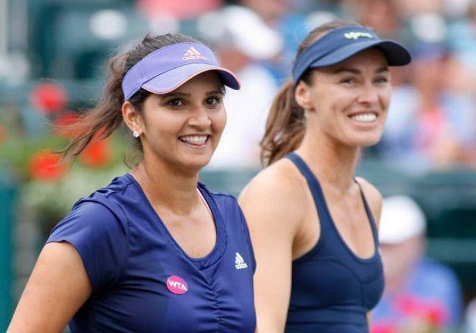 China Open : सानिया और मार्टिना ने फाइनल में जगह बनाई