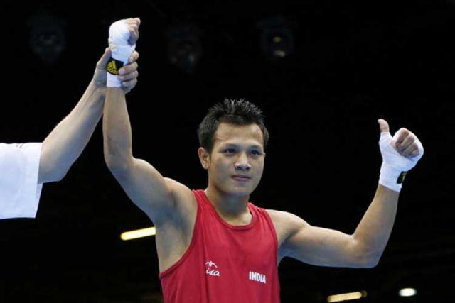 एल देवेंद्रो सिंह पहुंचे एशियाई बॉक्सिंग चैम्पियनशिप के सेमीफाइनल में