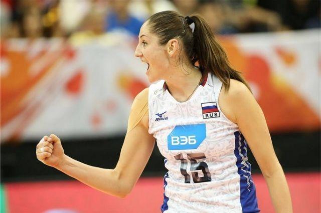 महिला वॉलीबॉल विश्व कप में चीन ने रूस को 3-1 से हराया