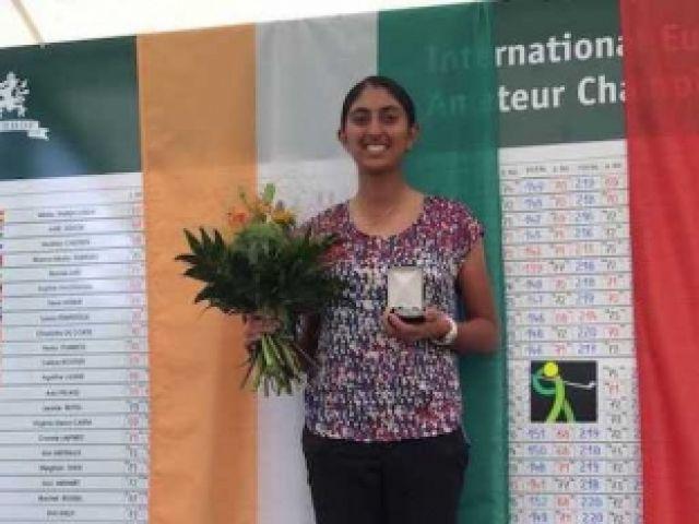 गोल्फ : अदिति अशोक ने जीता थाईलैंड एमेच्योर चैम्पियनशिप ख़िताब