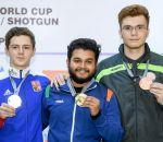 जूनियर वर्ल्ड कप शूटिंग में भारत ने पहले दिन जीते सात पदक