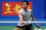 P. Kashyap's golden run ends in Korean Open