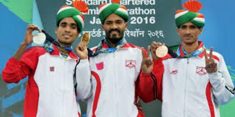 दक्षिण एशियाई खेल: एथलीट नीतेंद्र सिंह रावत ने गोल्ड झटका