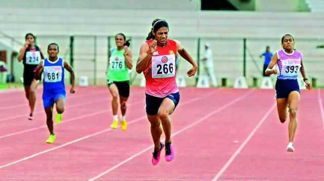 Sports : Nirmala Sheoran Qualifies for Rio Olympic in Women's 400 m