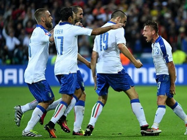 Italy Defies Expectations to Beat Belgium in European 2016 Championships
