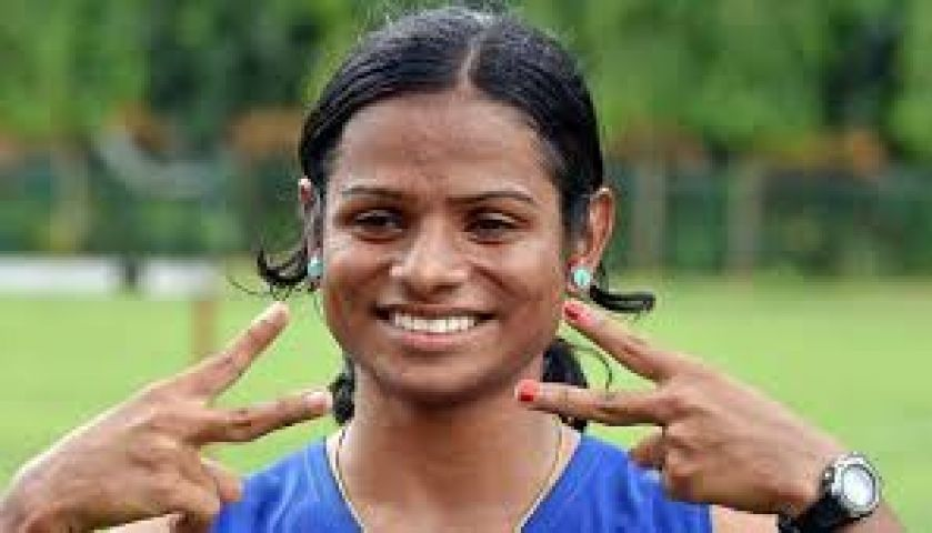 Dutee Chand qualifies for Rio at an event in Kazakhstan