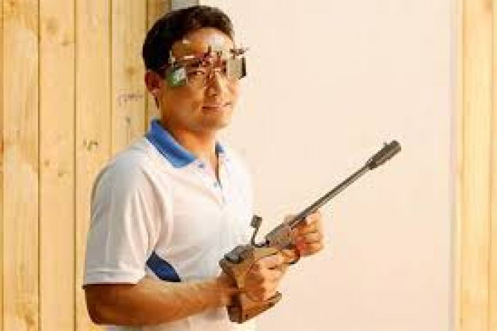ISSF Shooting World Cup, Jitu Rai wins silver medal