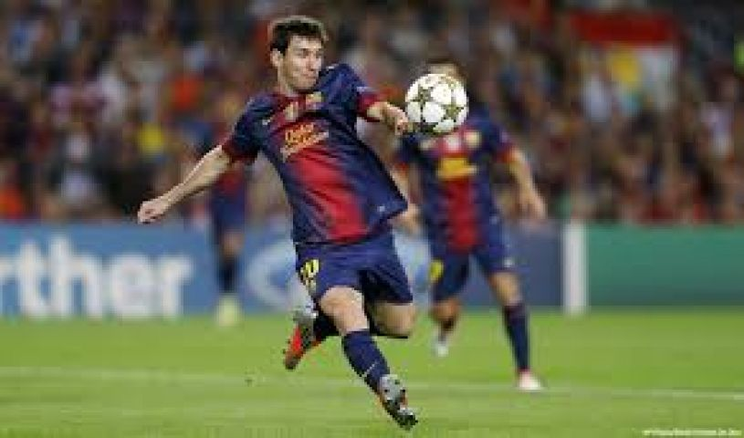 Is Leo Messi currently the best Soccer player in the league?