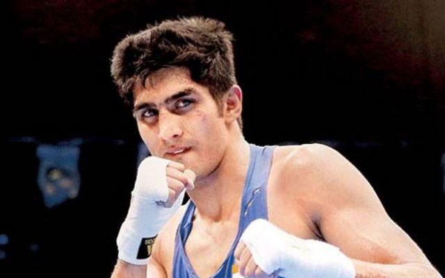 I'll try to go Rio Olympic 2016 : Vijender Singh