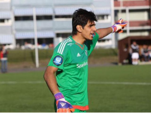 Gurpreet Singh Sandhu, the first Indian to play a top-division league match in Europe